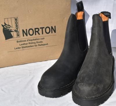 Boots équitation Norton Camargue