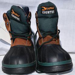 Chaussures d'écurie Dafna caoutchouc country