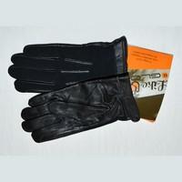 Gants équitation peau et coton sergé Like A Glove