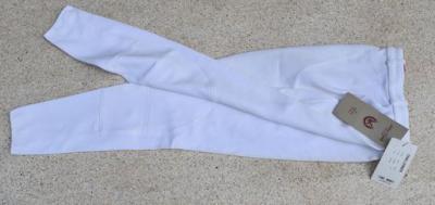 Pantalon Dame taille 44 John Field blanc Réf HP1002