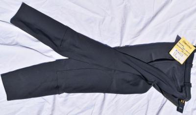 Pantalon Dame taille 42 Orentoile gris souris Réf HP1015