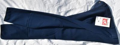Kid's Horseback riding trousers size 16 years old Belstar navy blue Ref HP1029