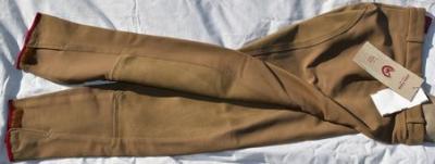 Pantalon Equitation Dame taille 44 John Field havane Réf HP1033