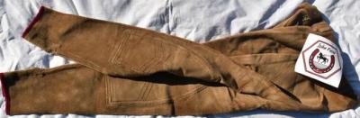 Pantalon Equitation Dame taille 36 John Field camel Réf HP1035