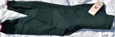 Pantalon Equitation Homme taille 46 John Field vert bouteille Réf HP1038
