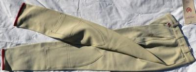 Pantalon Dame taille 36 John Field crème Réf HP1040