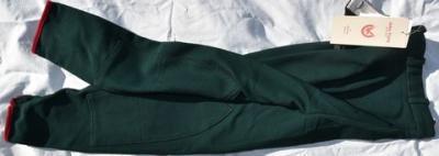Pantalon Equitation Enfant taille 170 John Fieldvert bouteille Réf HP1042