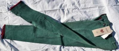 Pantalon Equitation Dame taille 36 John Field vert clair Réf HP1043