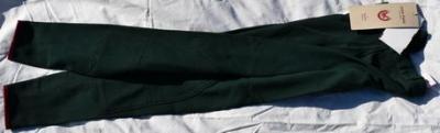 Pantalon Dame taille 36 John Field vert bouteille Réf HP1049