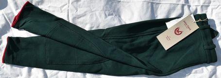 Hp 1051 pantalon john field vert bout 134