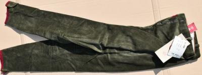 Lady's horseback riding trousers size 40 John Field olive Ref HP1054