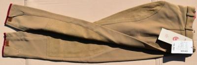 Lady's horseback riding trousers size 38 John Field havana P1059