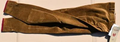 Pantalon Equitation Homme taille 42 John Field camel Réf HP1060