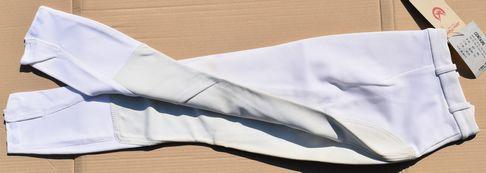 Hp 1066 john field blanc cuir dame 40