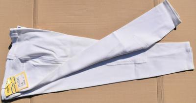 Pantalon Equitation Homme taille 48 Orentoile blanc Réf HP1068