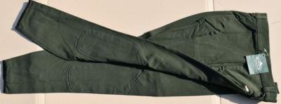 Pantalon Equitation Dame taille 40 Mountain Horse vert chasseur Réf HP1081