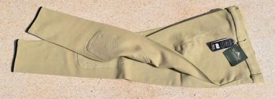 Pantalon Dame taille 44 Mountain Horse beige clair Réf HP1004