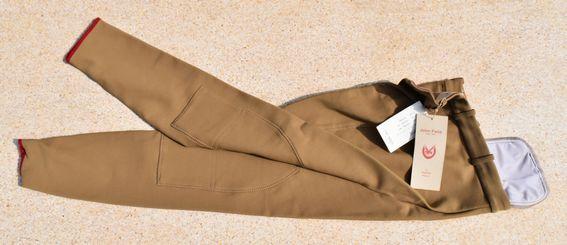 Hp1005 pantalon olympic havane h 42