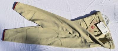 Pantalon Dame taille 44 John Field beige Réf HP1008