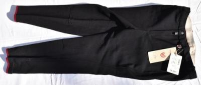 Man's Horseback riding trousers size 50 France John Field black Ref HP1009