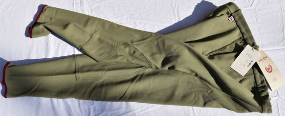 Hp1012 pantalon john field olympic olive h50