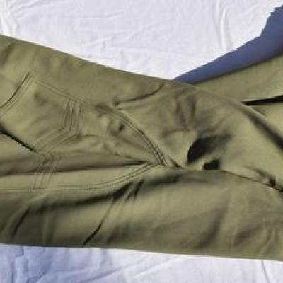 Hp1011 pantalon john field olympic olive h50