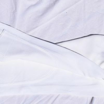 Hp1013 pantalon orentoile palermo blanc enfant 10 ans