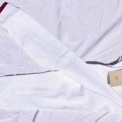 Hp1014 pantalon john field challenger enfant 122 blanc