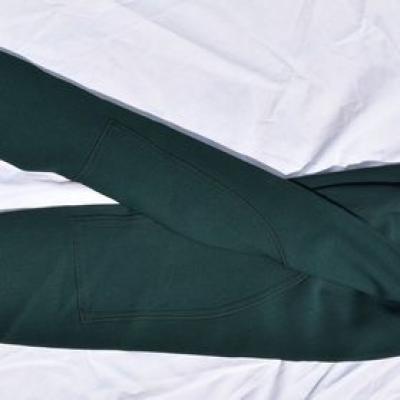 Hp1016 pantalon john field olympic h42 vert bouteillle