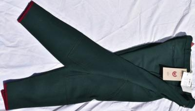 Man's Horseback riding trousers size 44 France John Field bottle green Ref HP1020