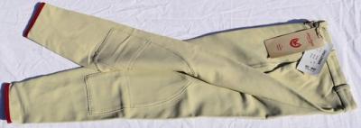 Pantalon Dame taille 42 John Field beige Réf HP1025