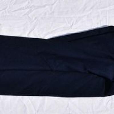 Ph1026 pantalon john field bleu marine dame 46