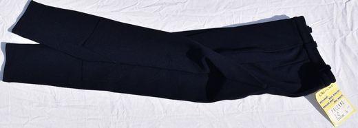 Ph1028 pantalon orentoile palermo bleu marine d42